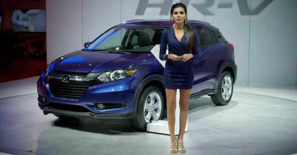 2016 Honda HR-V Blue