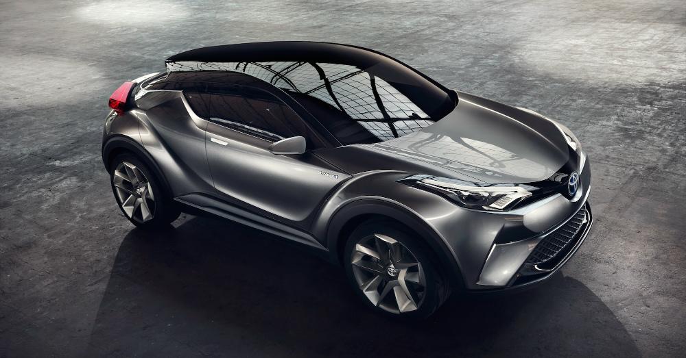 02.05.16 - Toyota C-HR Concept