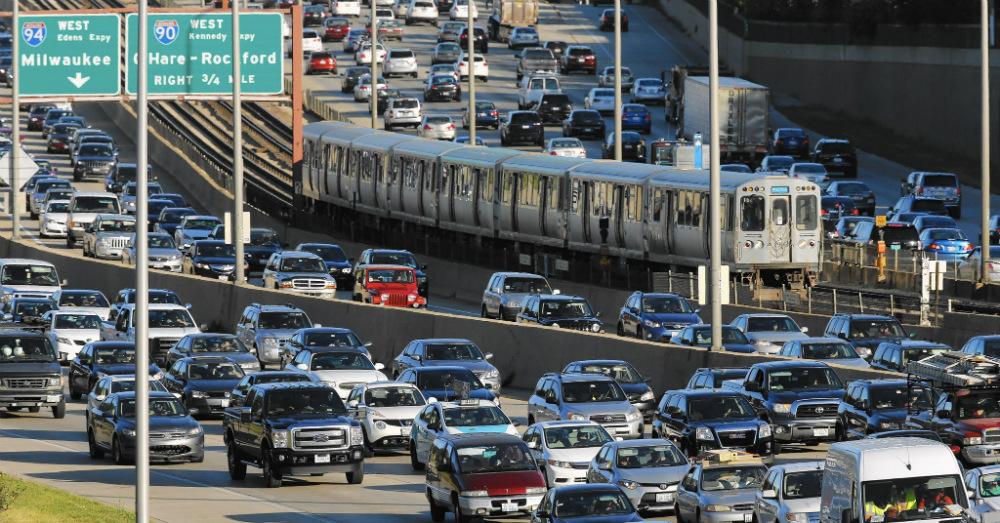 01.09.17 - Chicago Traffic