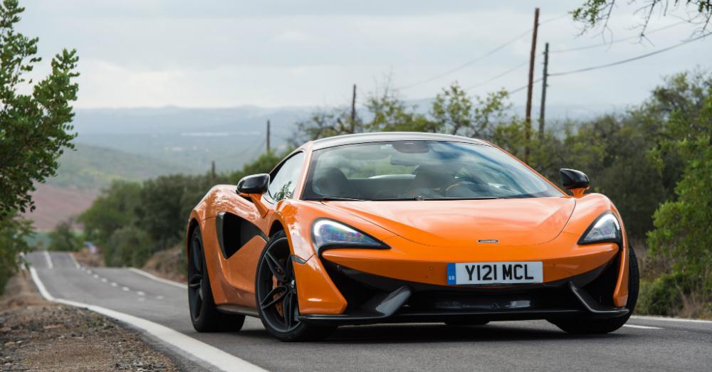 01.11.17 - McLaren 570S