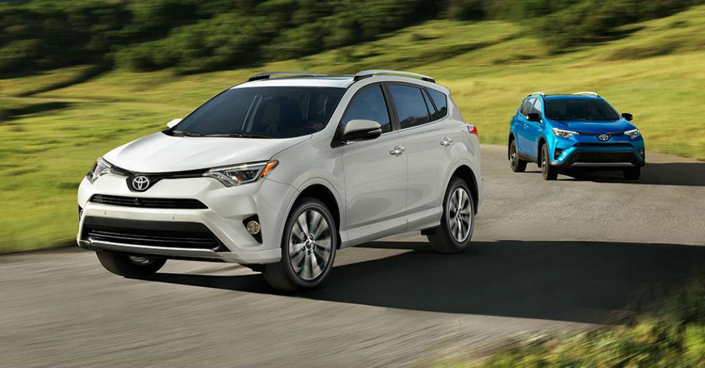 A Family Versatility Comparison with Toyota RAV4 and Mazda CX-5.