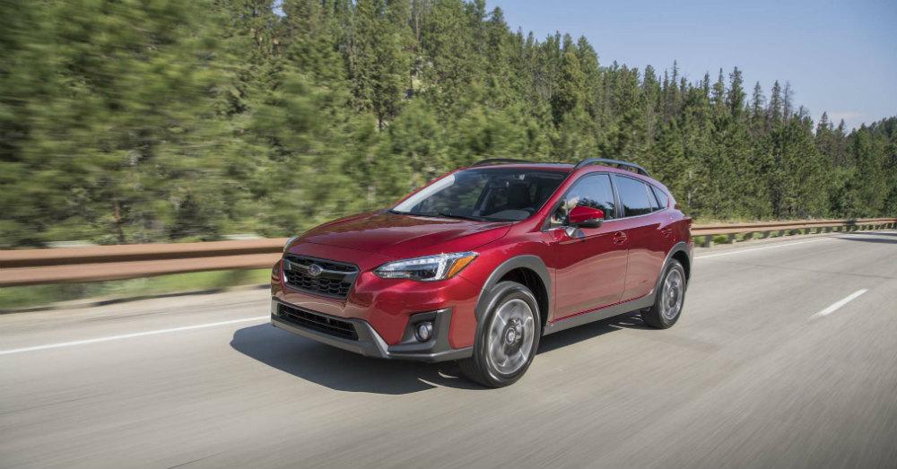 2018 Subaru Crosstrek The Lifted Hatchback