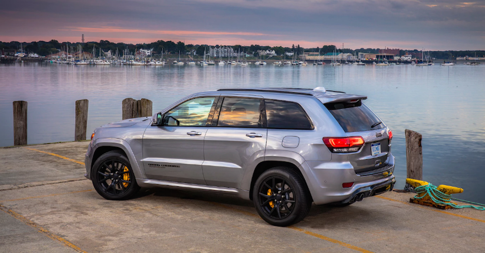 Hellcat Fun Redefined in the Jeep Grand Cherokee Trackhawk