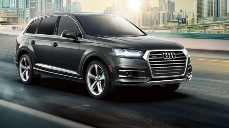 Luxury Spotlight - Audi Q7 is in a Different World