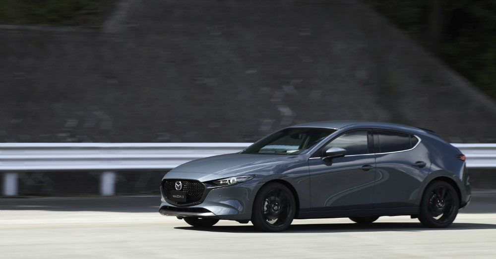Admire the Details of the new Mazda3
