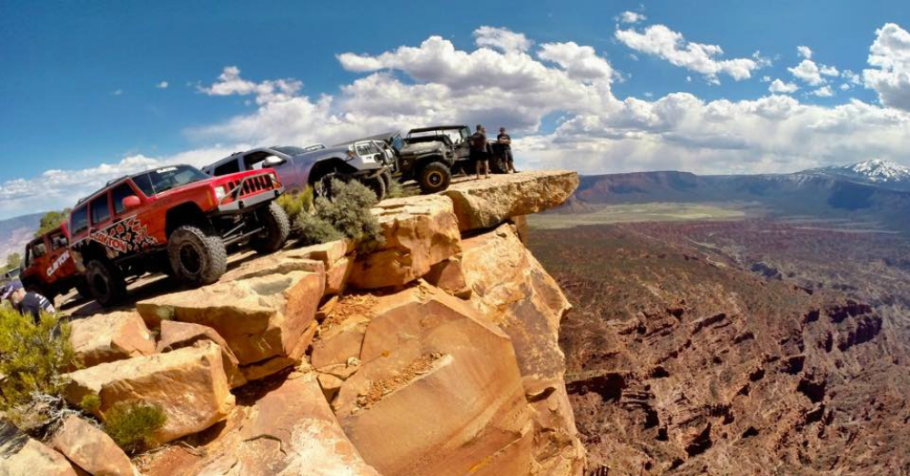 Best Off-Road Vehicles for Trailblazing in Moab