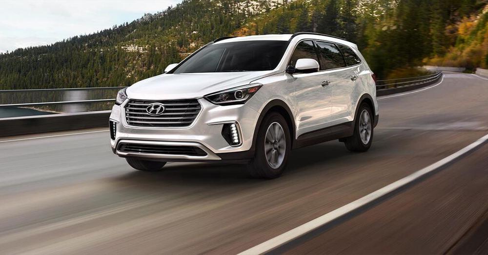 The Strength of the Hyundai Santa Fe