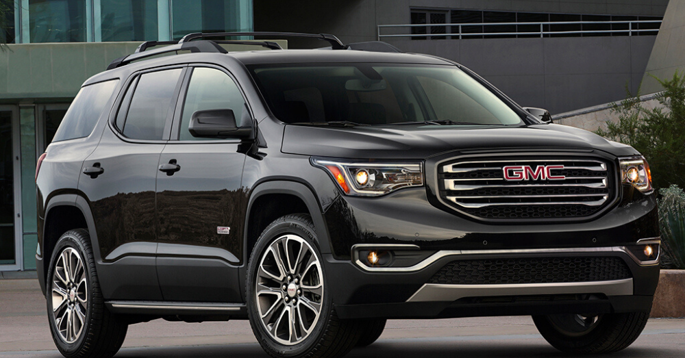The GMC Acadia is the Perfect SUV