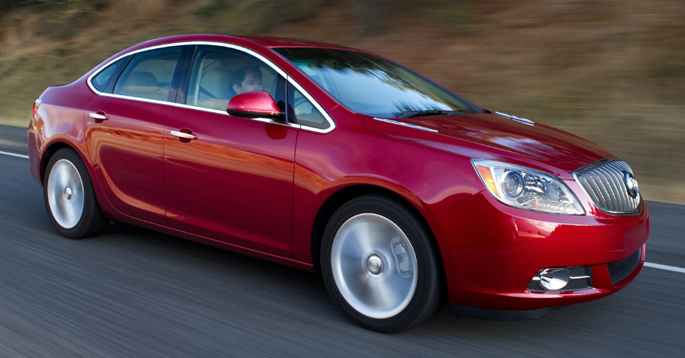 The Buick Verano Brings You Compact Luxury Sensibility