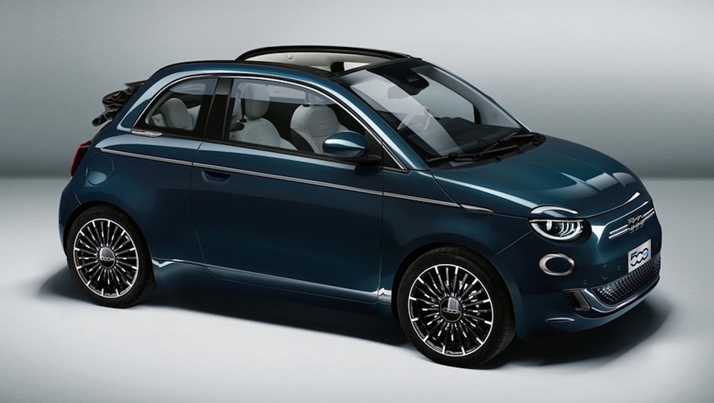 Compact Quality in the Fiat 500