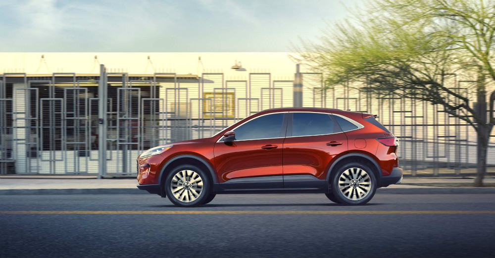 2020 Ford Escape Gets A Complete Redesign