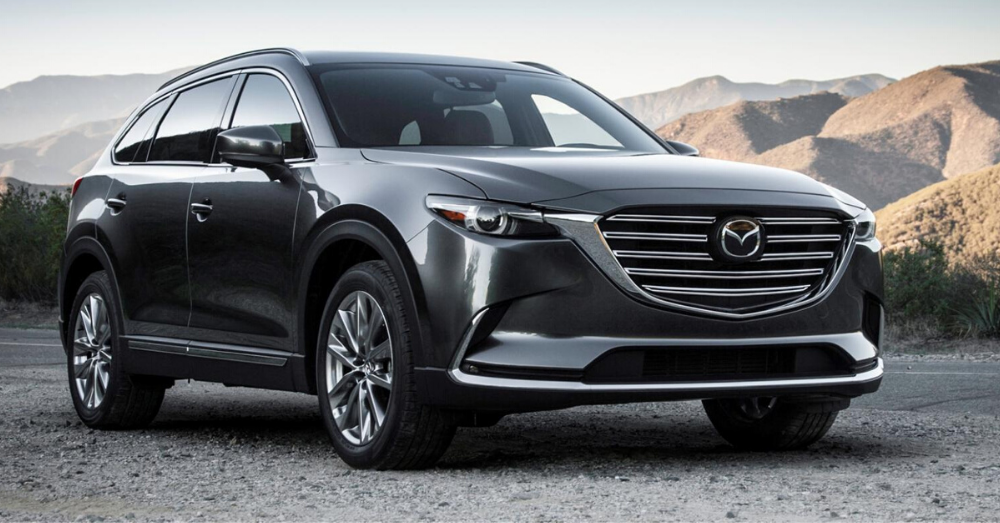 Award-Winning Driving from Mazda
