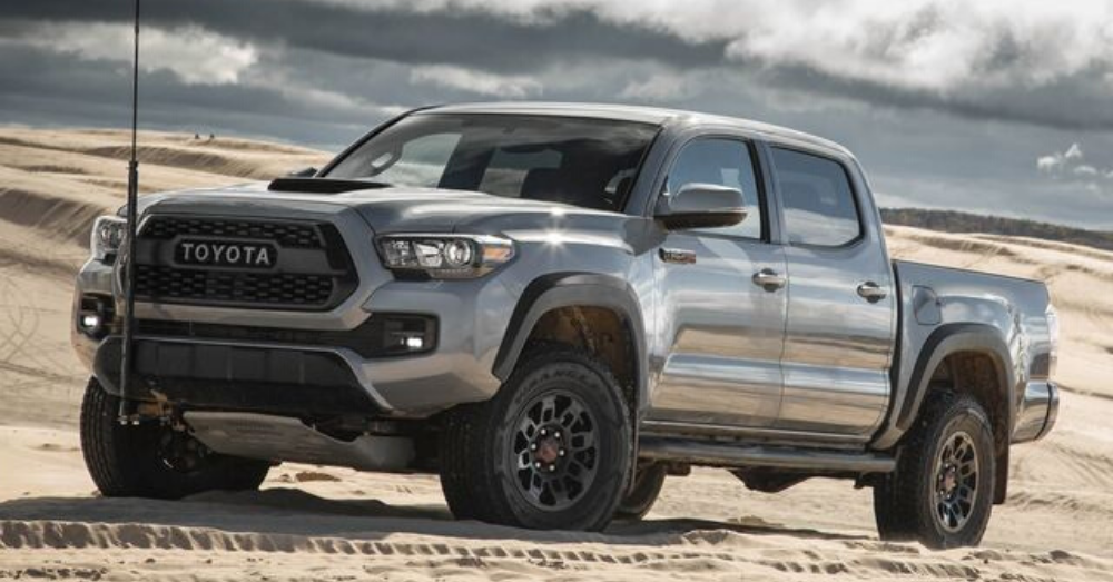 Great Reasons to Choose the Toyota Tacoma