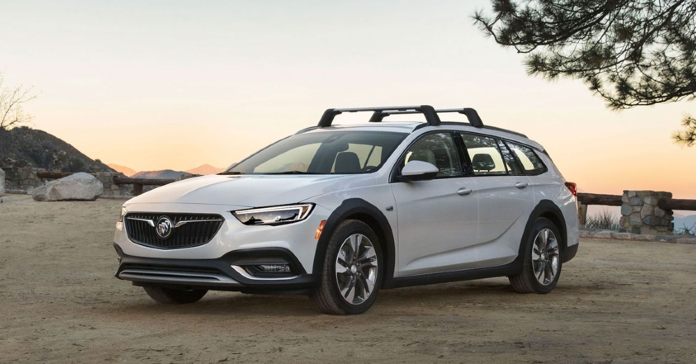 2020 Buick Regal TourX: A Buick that Goes Everywhere