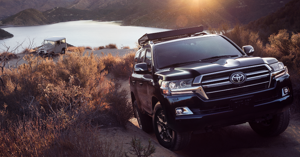 2020 Toyota Land Cruiser: Take Luxury to the Wilderness