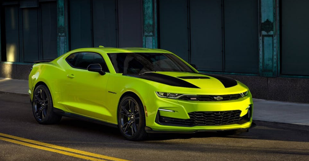 The Right Reasons to Drive the Chevrolet Camaro