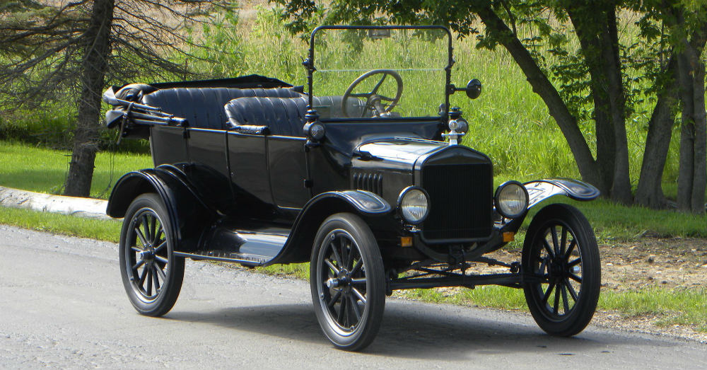 Ford History Continues at Your Ford Dealer