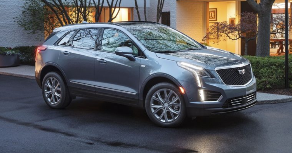 The Cadillac XT5 is Midsize Perfection