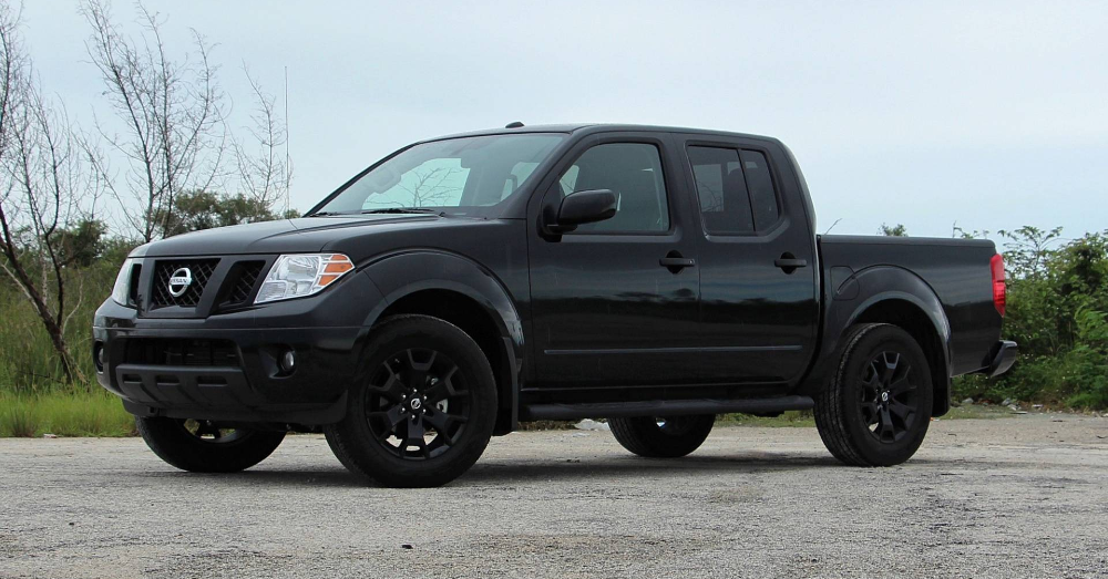 The Nissan Frontier Gets the Job Done