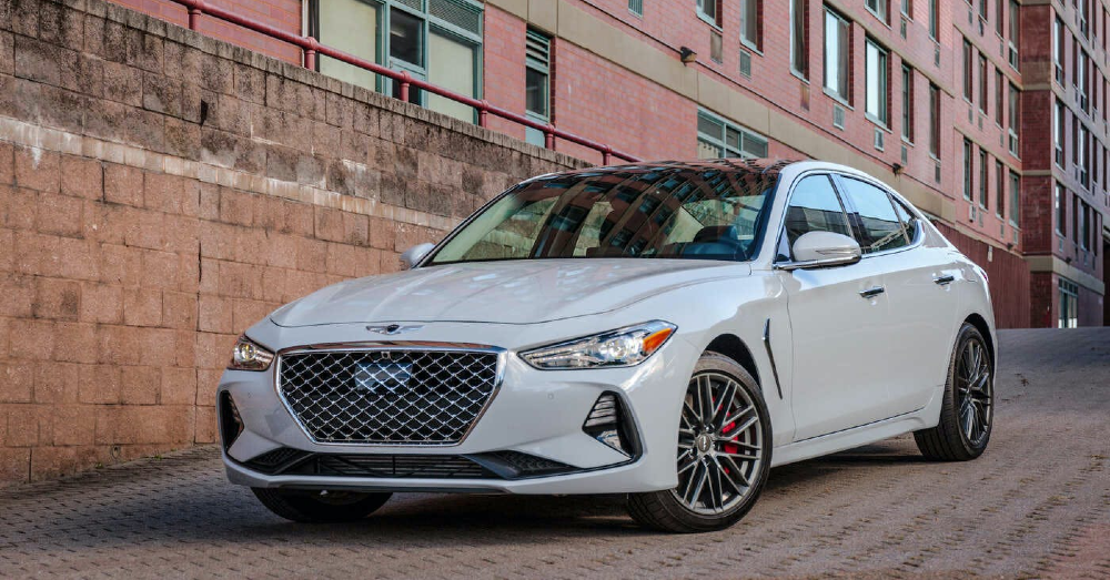 The Secret is Out About the Genesis G70