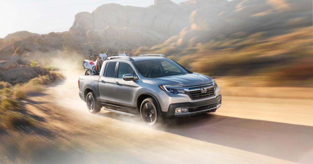 2020 Honda Ridgeline Fills Your Driving Needs