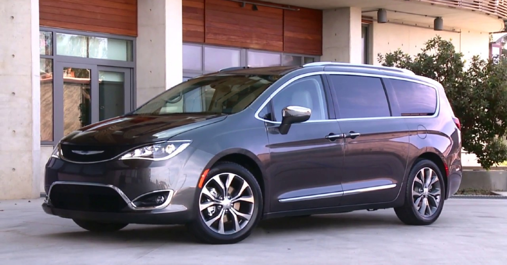 Reinventing the Minivan with the Chrysler Pacifica