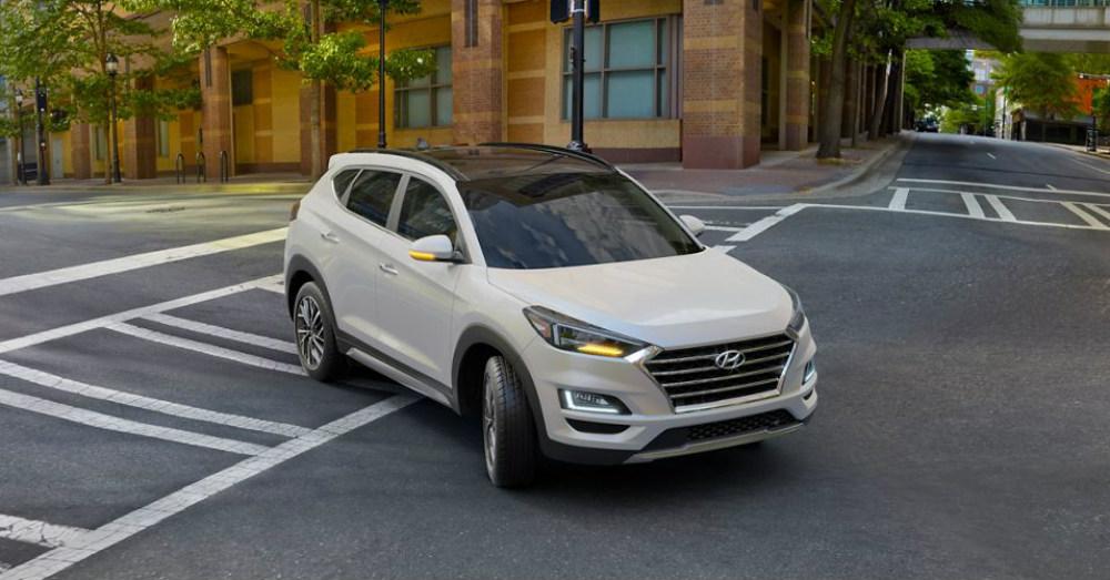2020 Hyundai Tucson - Choose a Fun Drive Today