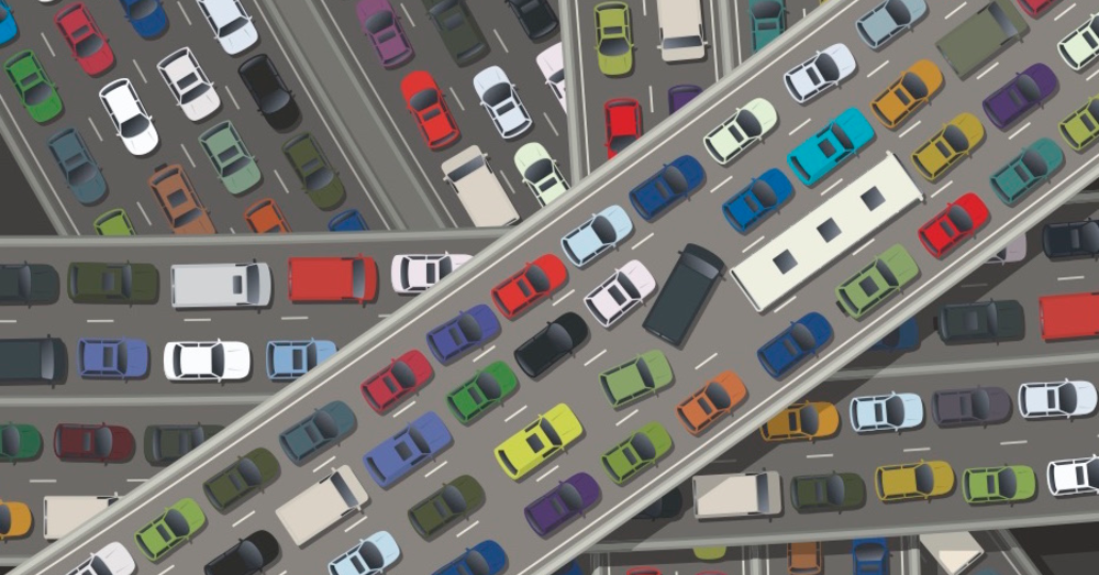 Ford Shows How Automation Can Reduce Traffic Jams