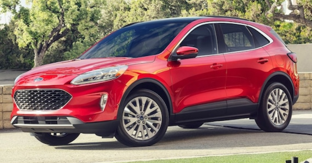 More Versatility for You in the Ford Escape