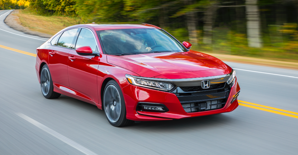The Honda Accord is Packaged Right