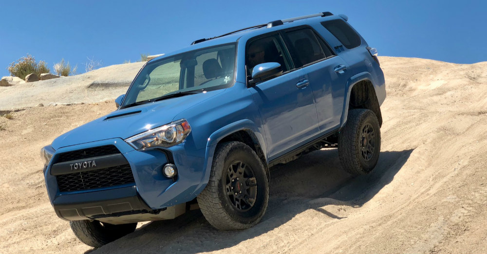 Rugged Reliability from Toyota