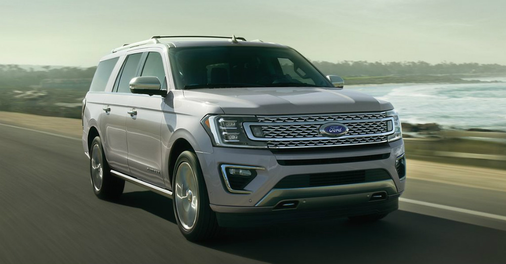 2020 Ford Expedition Offers You What You Want