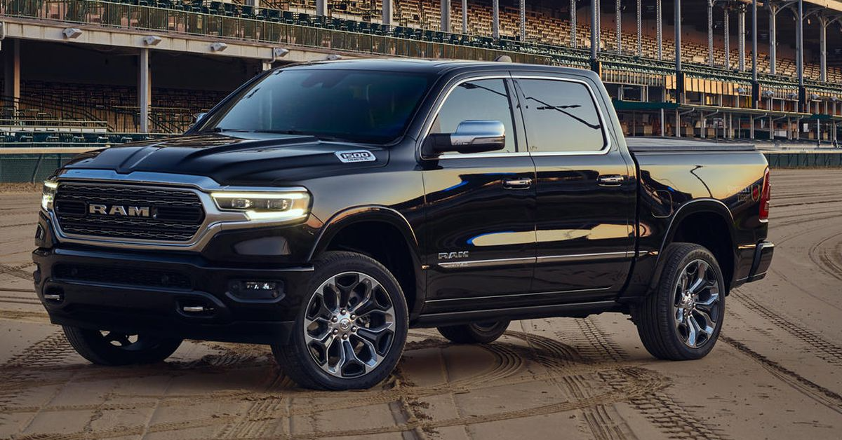Ram is Finally Entering the Midsize Truck Market Again