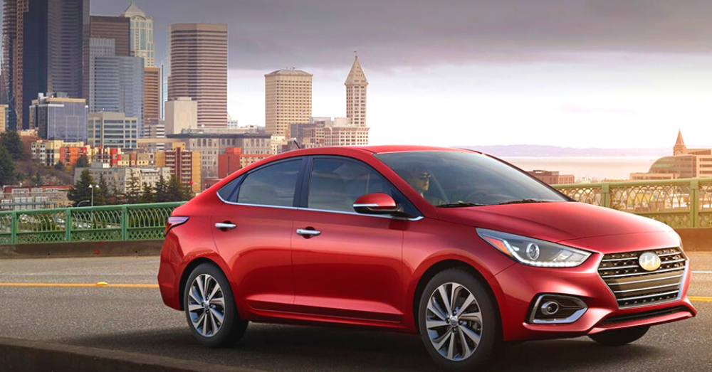 The Simple Driving Excellence of the Hyundai Accent
