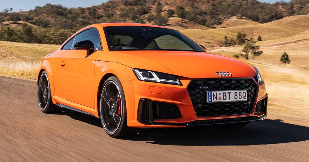 Audi TT - Audi Makes Driving Fun in this Roadster