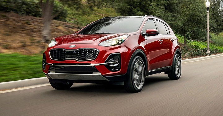 The Freshness of the New Kia Sportage