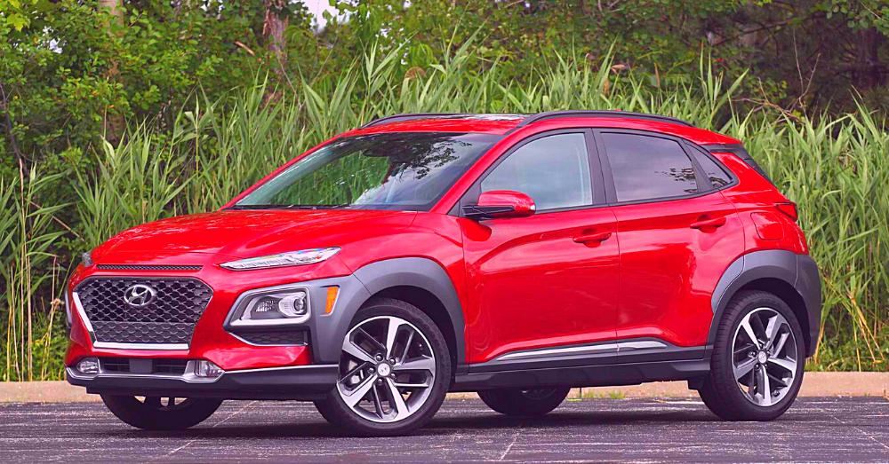 A Special Version of the Hyundai Kona