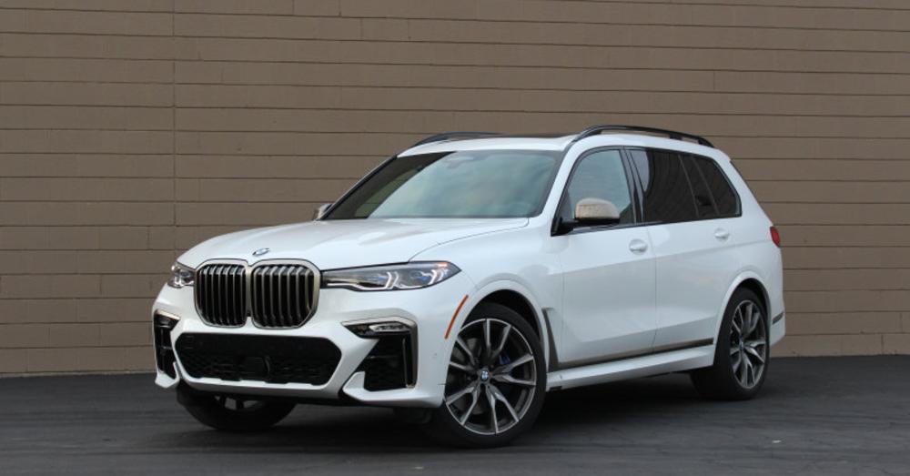 2021 BMW X7: Going Big With Luxury