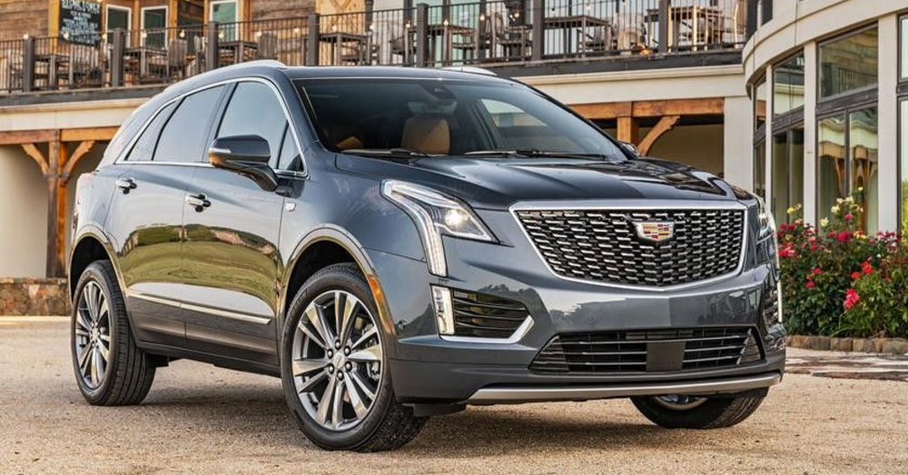 2021 Cadillac XT5: Tons of Room for a Compact SUV
