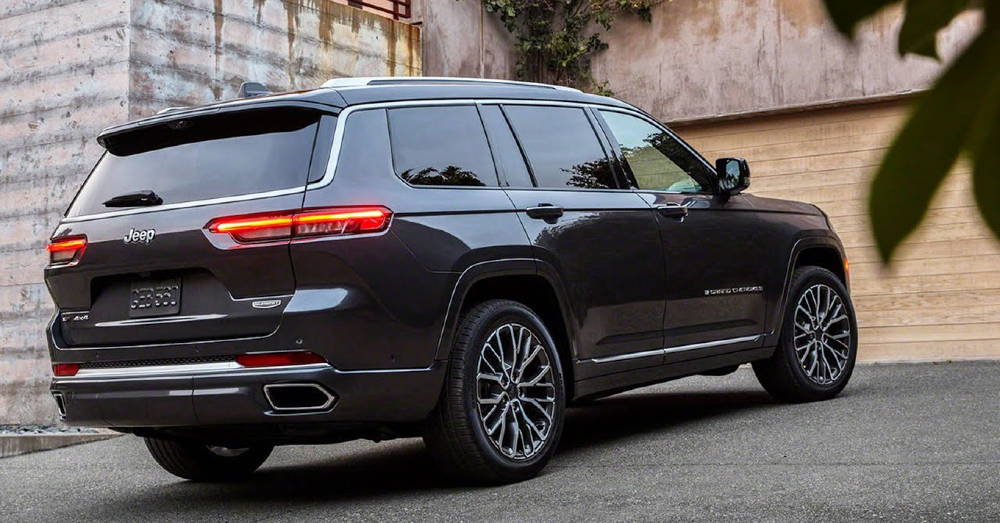 Finally, You Can Get More in the Jeep Grand Cherokee