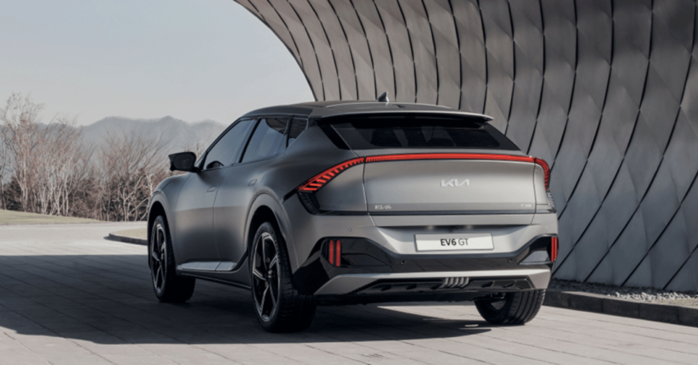 Quickness Found in the New Kia EV6