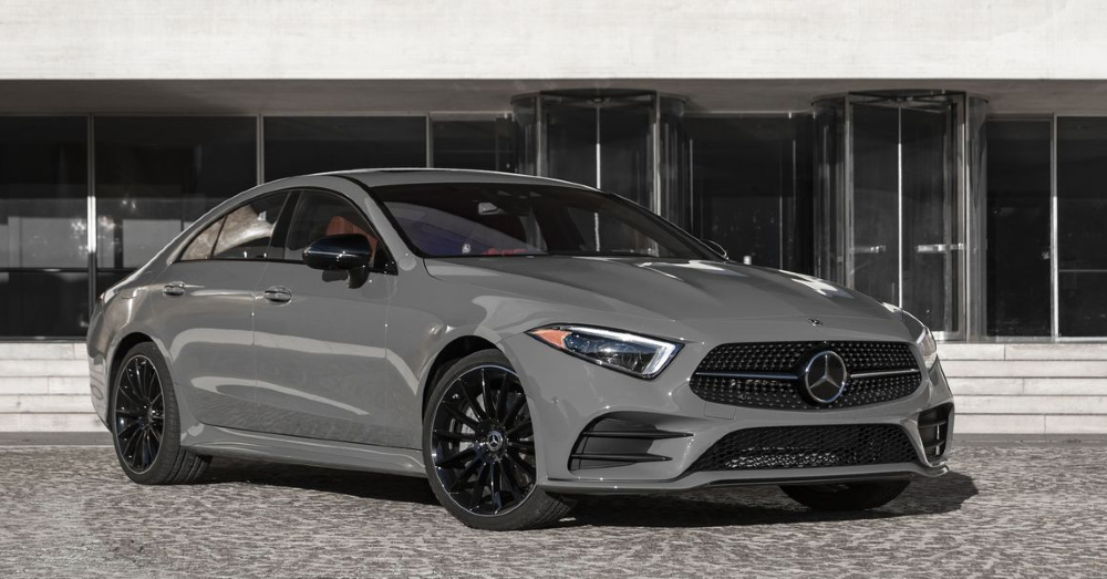 The Mercedes-Benz CLS Receives New Looks