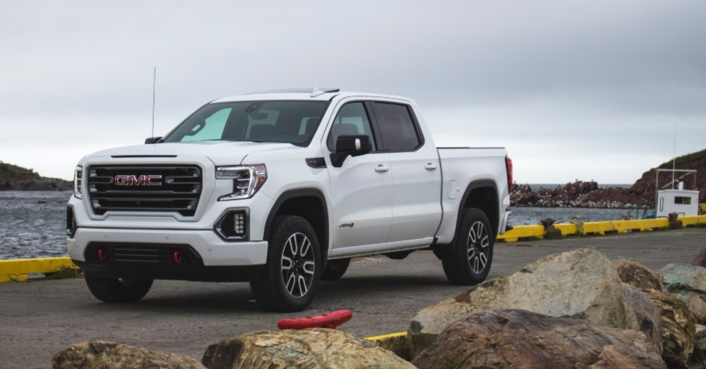 The New Elevation Trim of the GMC Sierra 1500 is Incredible