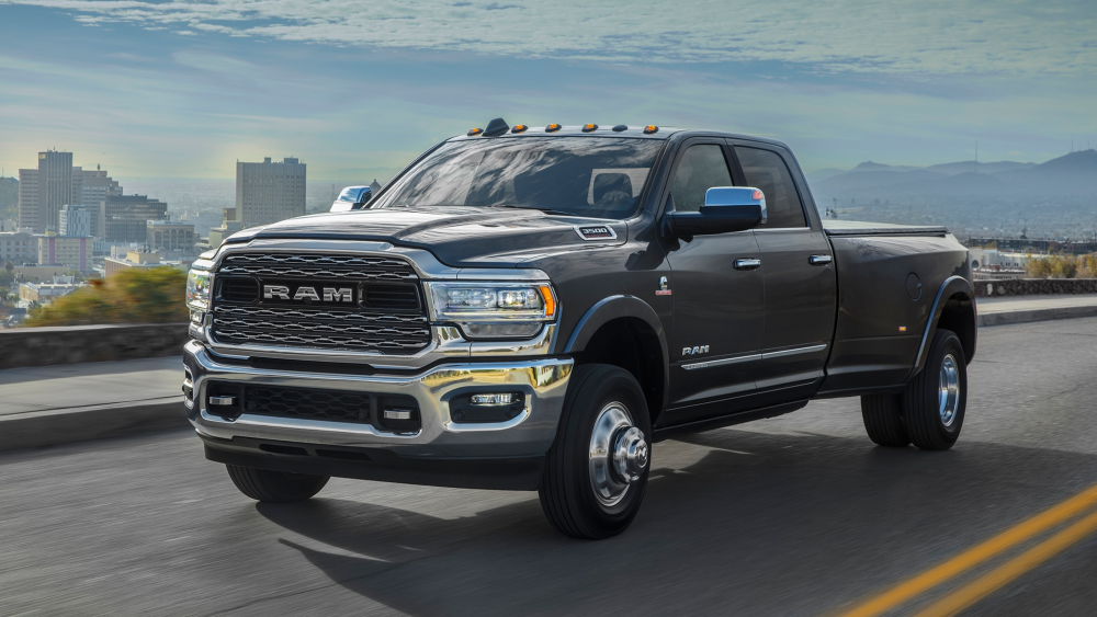 The New Ram HD is Tough and Comfortable