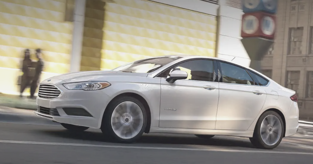 Control Your Ford Fusion From Anywhere