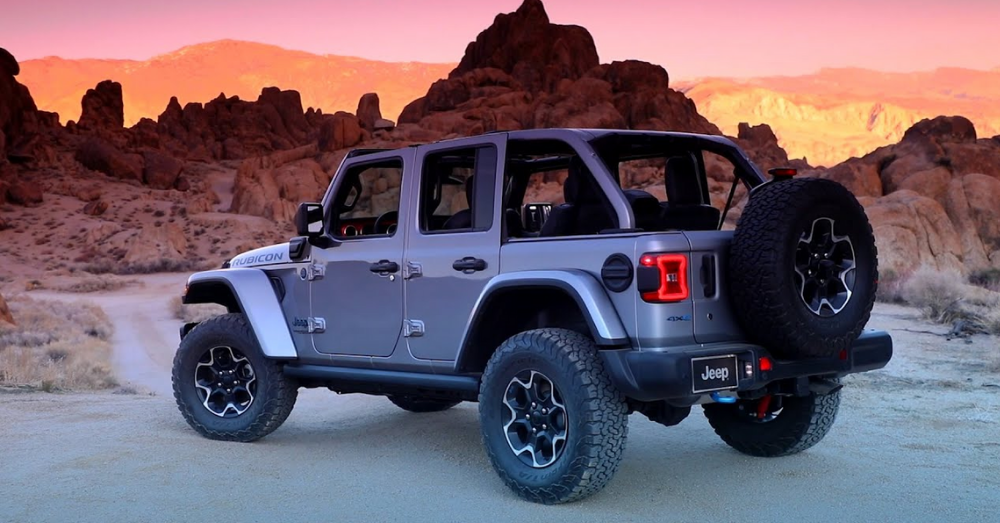 The Easiest Ways to Transform Your Wrangler