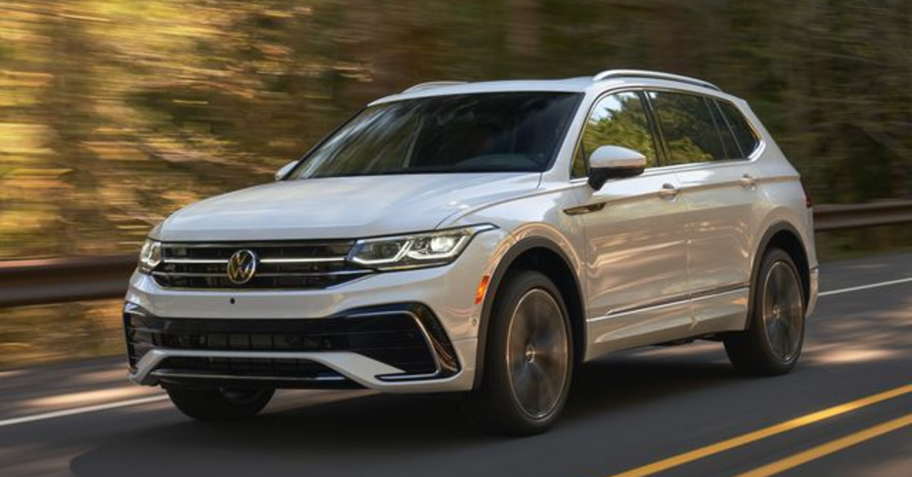 Getting More Out of the Volkswagen Tiguan