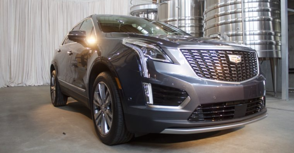 Take a Look at the Cadillac XT5 Luxury Model