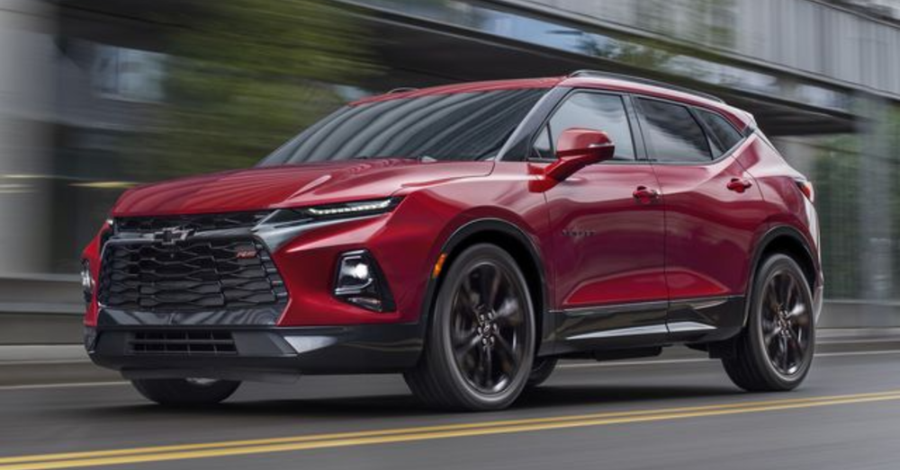 What Does the Chevrolet Blazer Premier Bring to Your Drive?