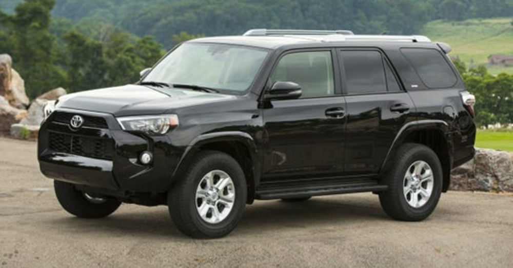 Does the Toyota 4Runner SR5 Have Enough Equipment for You?